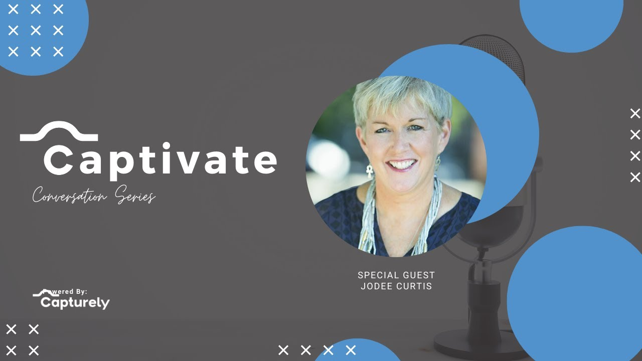 Introducing CAPTIVATE by Capturely | Episode 1: Humanizing The Modern Workforce