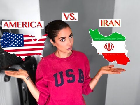 DATING A PERSIAN GUY vs. DATING A AMERICAN GUY