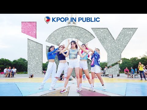 "[KPOP IN PUBLIC] 있지 ITZY - ""ICY"" Dance Cover by ALPHA PHILIPPINES"