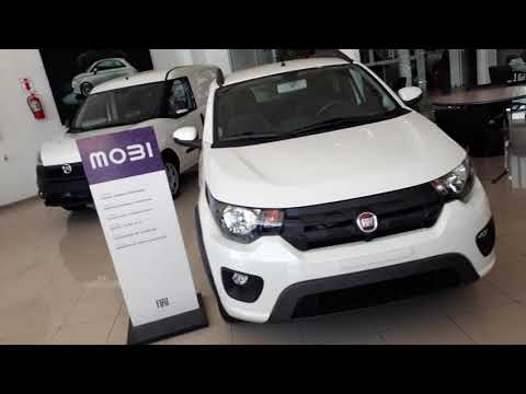 FIAT MOBI WAY II 2018 VS MOBI WAY 2017 DIFERENCIAS