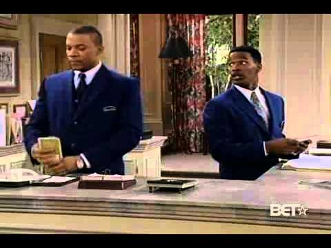Jamie Foxx Show - Monique
