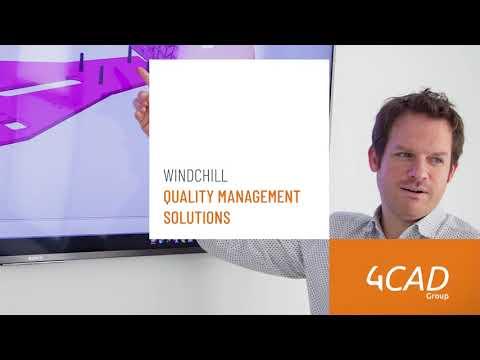 Gérez la qualité et la fiabilité de vos produits avec le PLM Windchill Quality Management Solutions