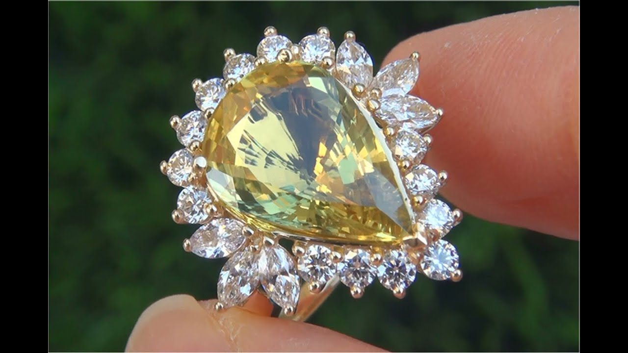 Carat Yellow Diamond Price