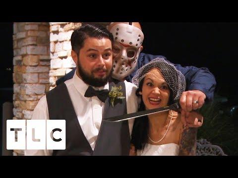 Bride Throws Spooky Wedding On Friday 13th | Four Weddings