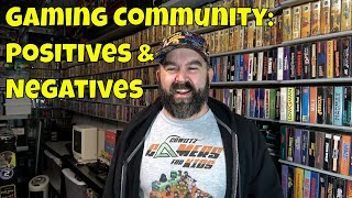 Positives and Negatives of the Retro Gaming Community