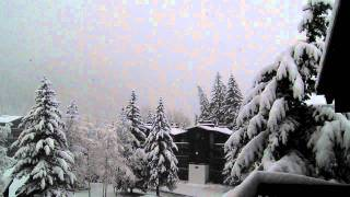 Snowing in Vail & Beaver Creek CO Thumbnail