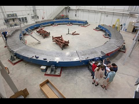 NIU Students Work On Muon g-2 Project at Fermilab
