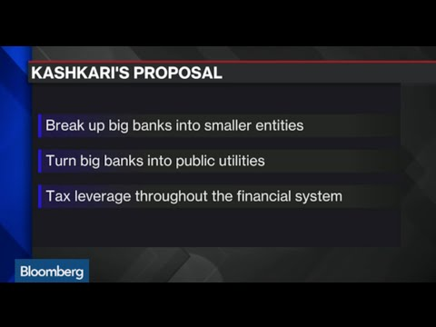 Here's Neel Kashkari's Plan to Deal With 'Too Big to Fail'