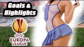 Dudelange vs Olympiacos - Goals & Highlights - Europa League