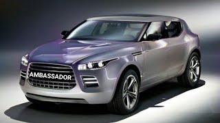 New 2021 Ambassador EV Premium Car Relaunch India |HM Ambassador Car Price  Interior Specification... - YouTube