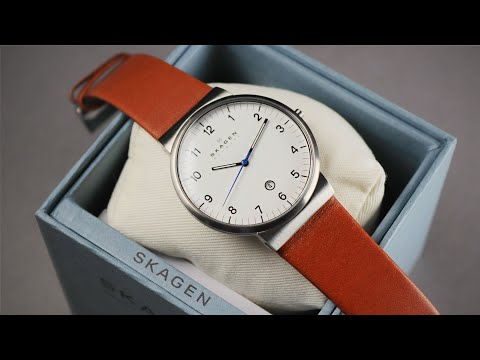 Are These Watches A Scandinavian Scam? - Skagen Watch Review ('Ancher' SKW6082)