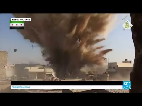 War in Syria: fighting rages on in Aleppo