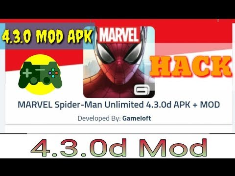 Spiderman unlimited 4.3.0 || mod apk || latest update【Hindi】  #Smartphone #Android