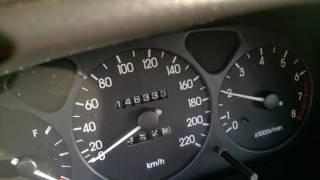 lanos 1.6 16v acceleration/przyśpieszenie