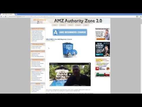 AMZ Authority Zone 2.0 Bonus & Review