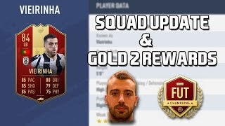 SQUAD UPDATE & GOLD 2 REWARDS! [FIFA 19]