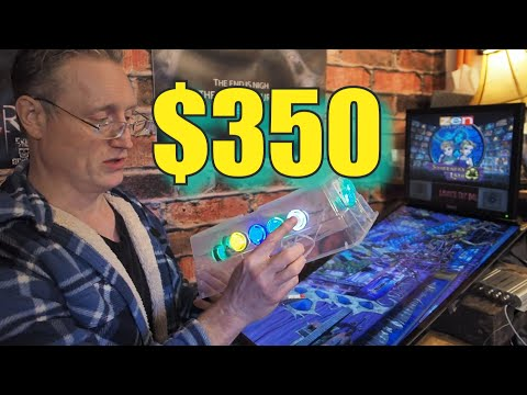 Arcade1up Mortal Kombat drama continues plus setting up a virtual pinball machine for $350 (or less) from Evil Genius Entertainment