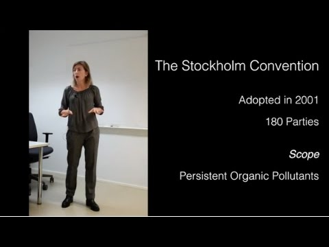 Introducing the Stockholm Convention