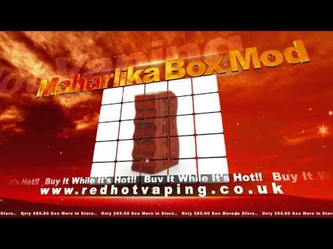 Red Hot Vaping Advert