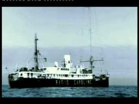 Radio Caroline en-route to Isle of Man (4)