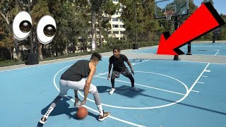 *PART 2* QUICKEST 1v1 BASKETBALL GAME EVER! vs. PontiacMadeDDG