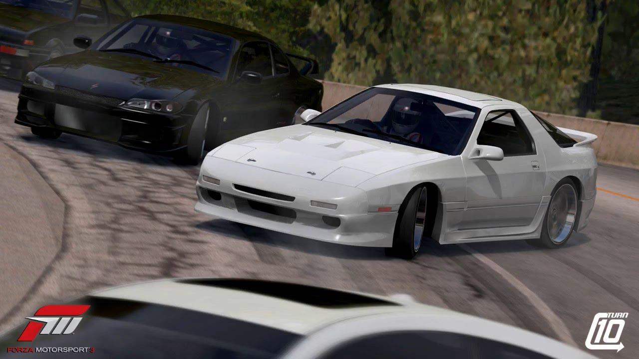 Forza Motorsport Drift Cars New Youtube