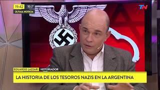 La historia de los tesoros nazis en Argentina