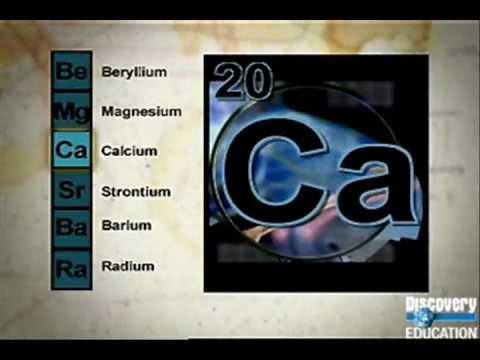 clip - Alkaline earth metals (5)