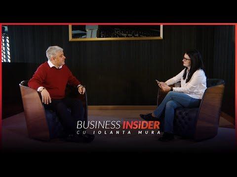 """Promo BUSINESS INSiDER cu Iolanta Mura și Vladimir Marinovich, fondatorul școlii de afaceri """"Vverh"""""""
