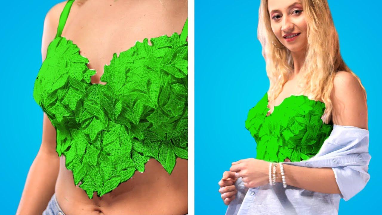 CLEVER BRA HACKS ! 18 Girly Fashion Hacks & DIY Ideas by Crafty Panda