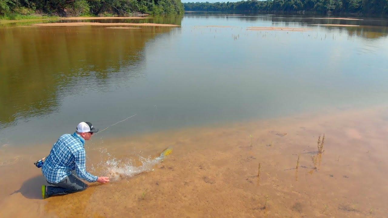 Go Fun or Go Home - Fly Fishing Film na Amazônia