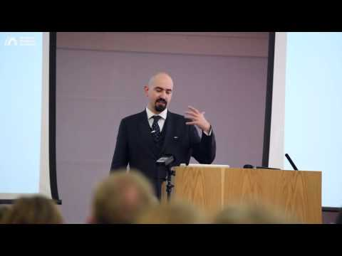 MGS Conference 2015: Keynote address Dr Jamie Coleman
