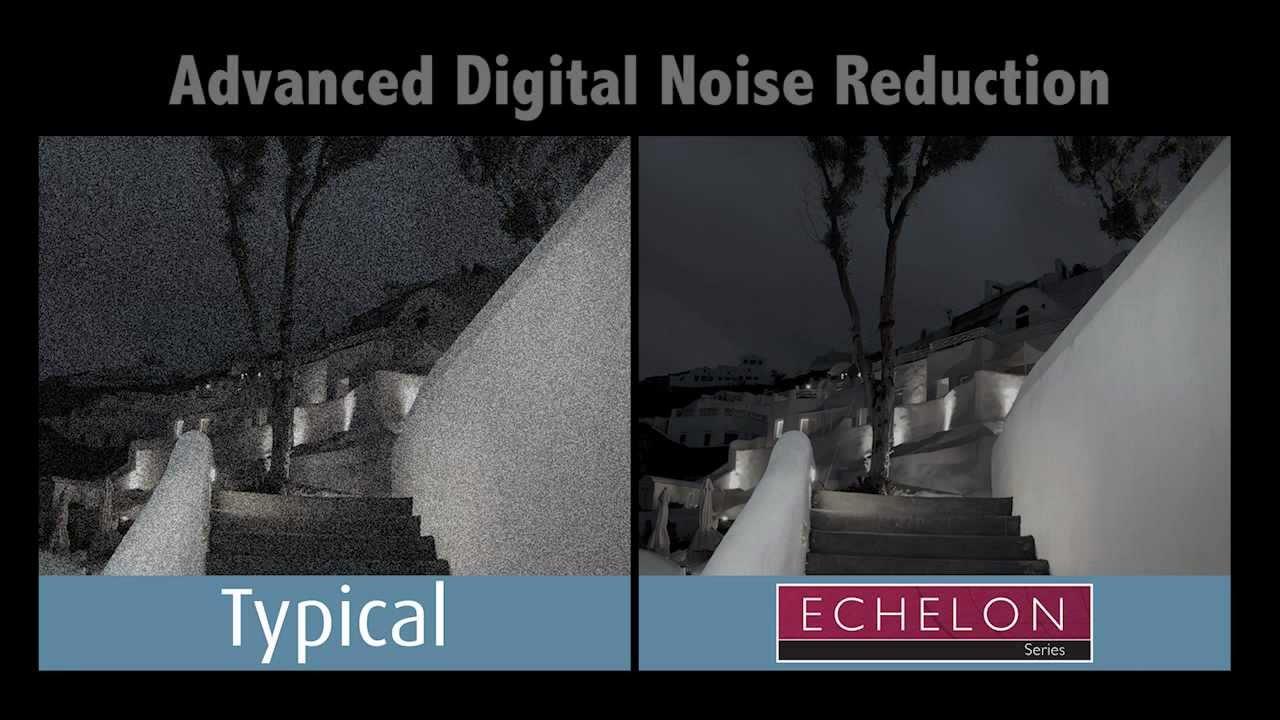 Chức năng giảm nhiễu Noise Reduction làm giảm những