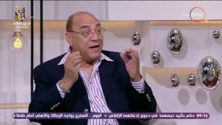 8 الصبح - الكاتب الصحفي نبيل عمر