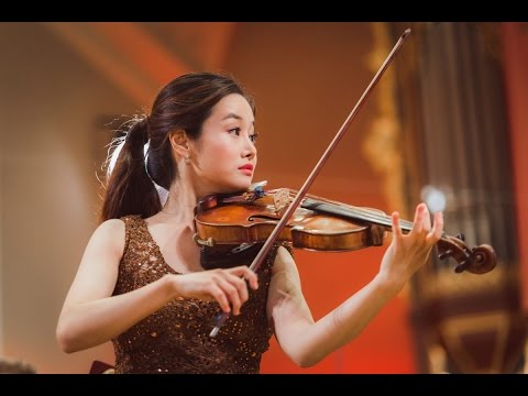 Bomsori Kim plays Wieniawski Violin Concerto no. 2 in D minor, Op. 22   STEREO