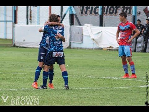Fecha 19 - Brown (A) 0-2 GyEJujuy - El Rincón del Lobo Jujeño