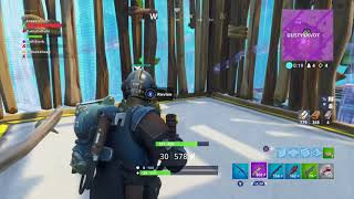 Fortnite Battle Royale Squads Win Clip #130