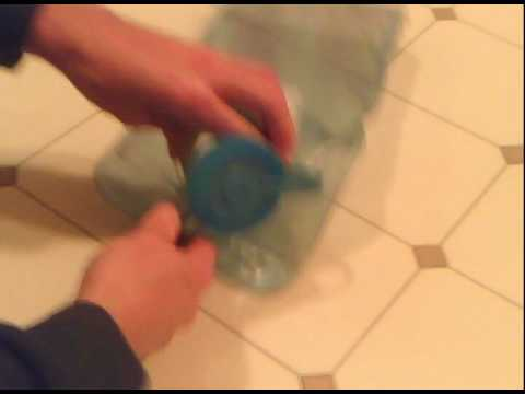 Clean & dry a hydration bladder or Camelbak