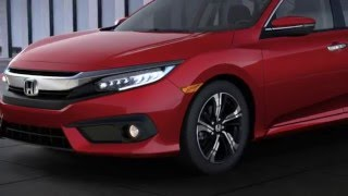 2016 Honda Civic vs. Toyota Corolla