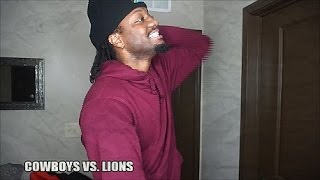 DALLAS COWBOYS VS. DETROIT LIONS   DEZ BRYANT IS A BEAST   EZEKIEL ELLIOTT OR DAK PRESCOTT FOR MVP??