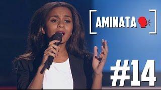 Амината об участии в шоу «Голос»