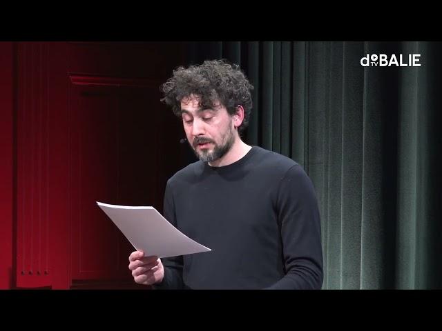Grote Denkers: Carry van Bruggen