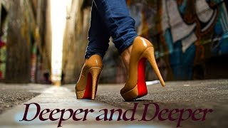 Deeper and Deeper Theme is Cafe and Shopping.