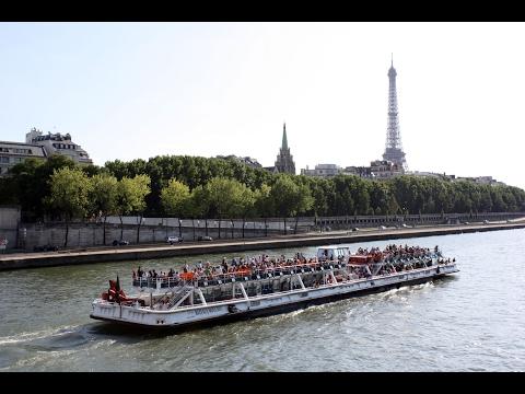 Paris - Une croisière sur la Seine avec le Bateau Mouche - Un giro sulla Senna con il Bateau Mouche