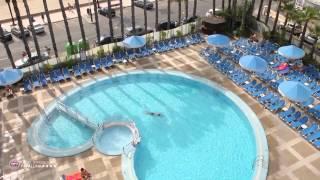 Hotel de 4 estrellas superior en Peñíscola. Servigroup Papa Luna