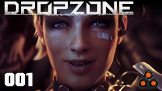 DROPZONE [001] [Mit aller Macht in die Schlacht] [MOBA RTS] [Let's Play Deutsch Gameplay German] thumbnail