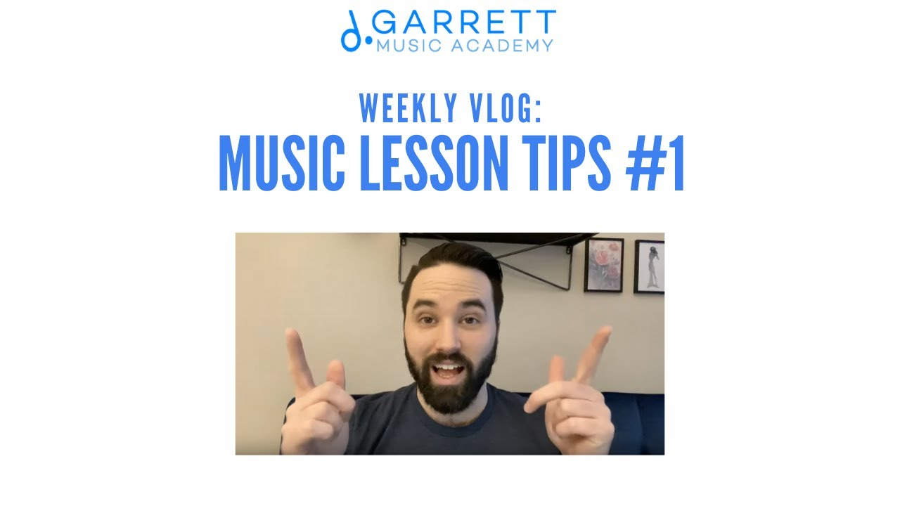 VLOG #7 | Music Instrument Practice Tips #1