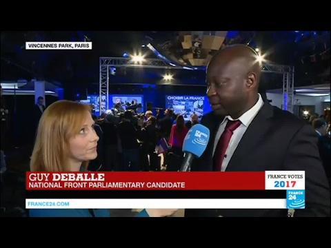 France Presidential Election: Far-right Parliamentary candidate reacts to Marine Le Pen's defeat