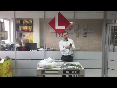 видеообзор проволока вязальная оцинкованная LIHTAR