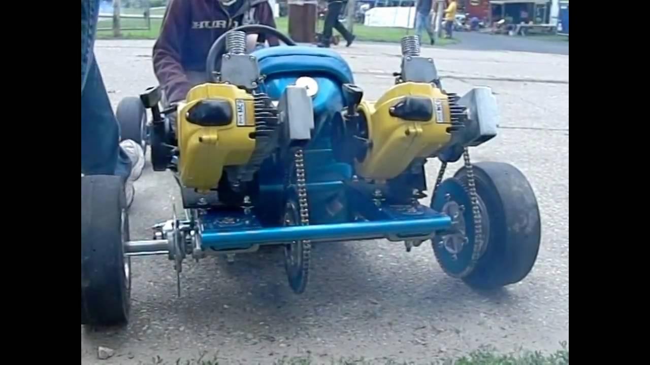 The Brodhead Historics - Vintage Karting Show Winner 2009
